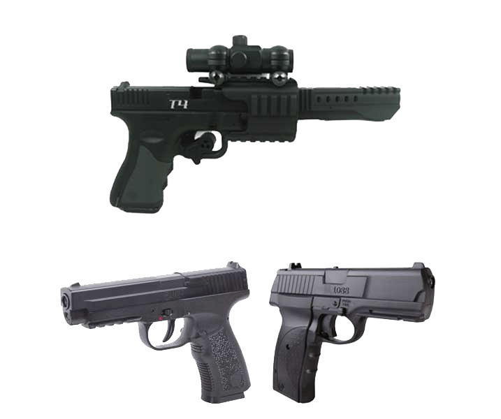 Air Pistols category image