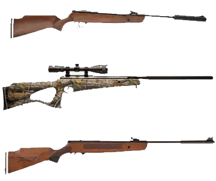 Air Rifles category image