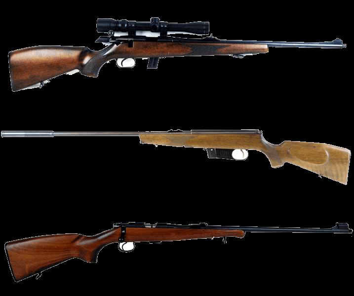 Rifle Rimfire category image